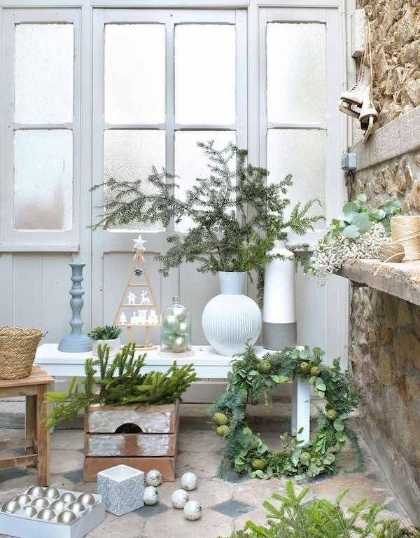 Ideas para decorar la casa en navidad 2018 moda en pasarela for Jardin 2018