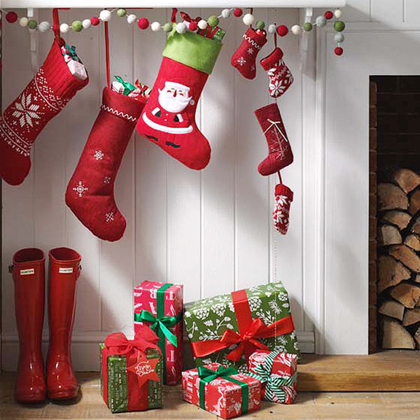 Ideas para decorar la casa en navidad 2019 moda en for Decoracion navidena para exteriores