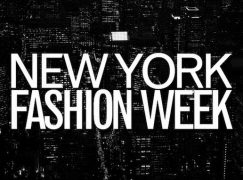 ¿Todo listo para la New York Fashion Week?